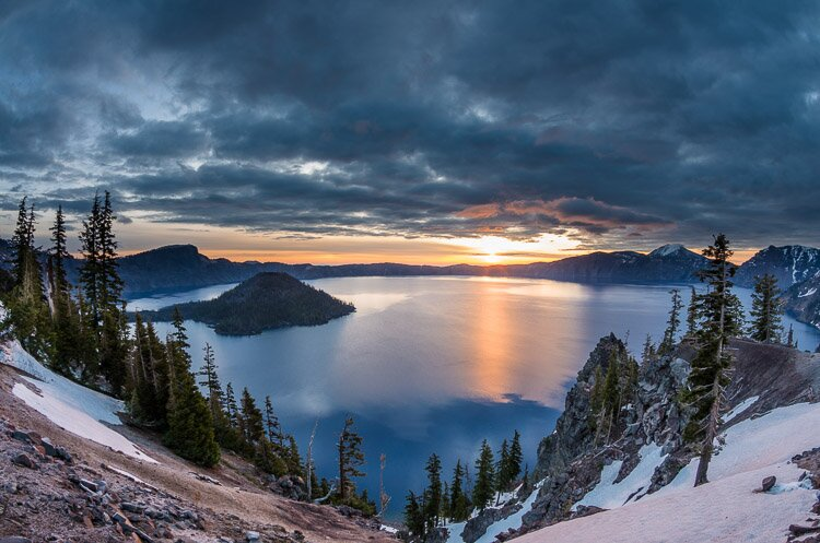 Crater Lake SP15-338
